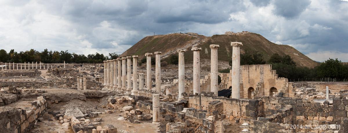 Beth Shean - Scythopolis
