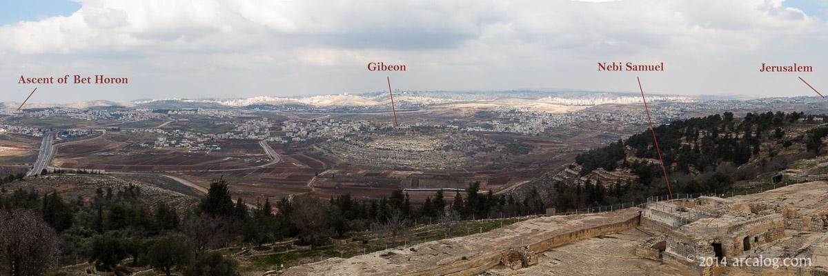 Gibeon Panorama