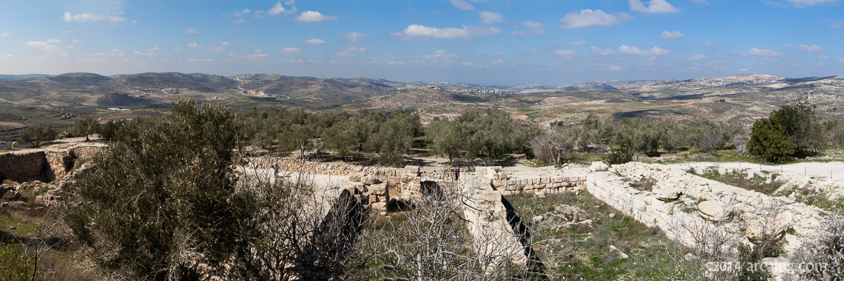Samaria Acropolis