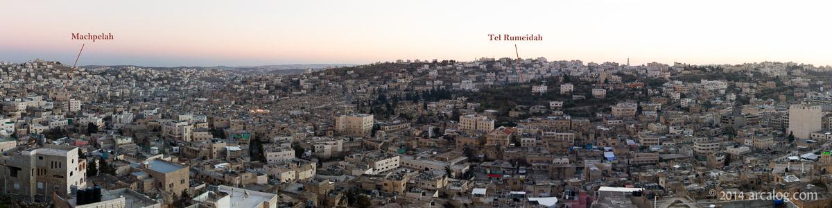 Tel Rumeida - Hebron