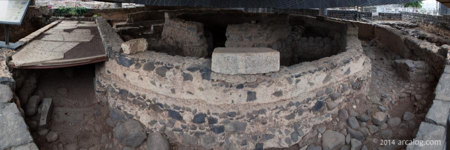 Early Church at Capernaum