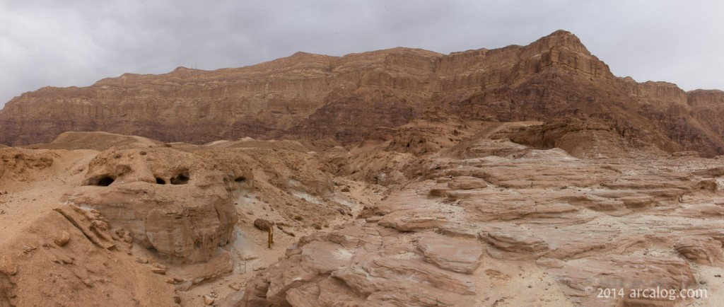 Timnah Copper Mines