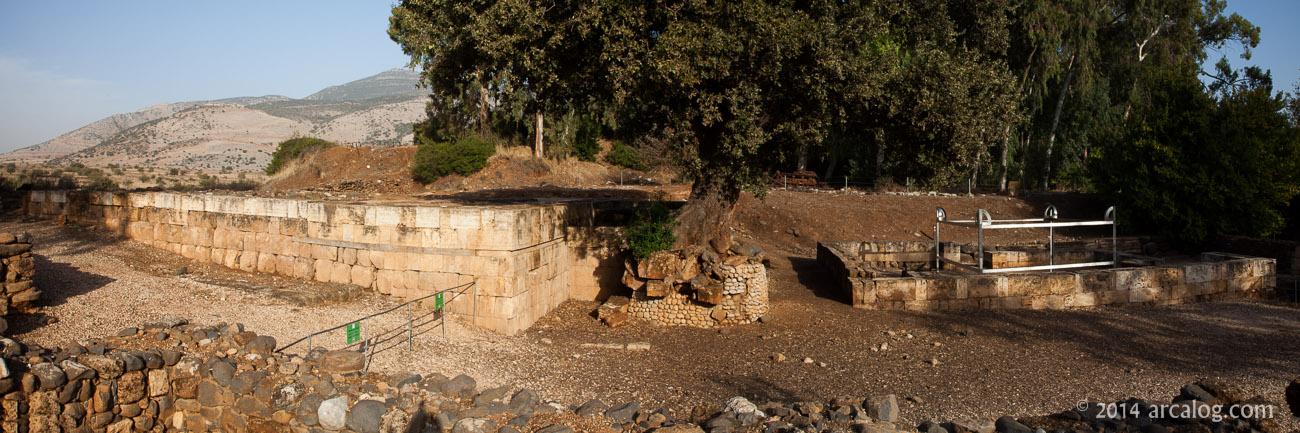 HIgh Place at Tel Dan