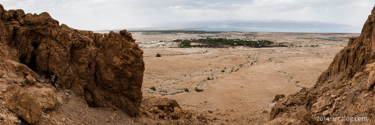 Cave 1 Qumran