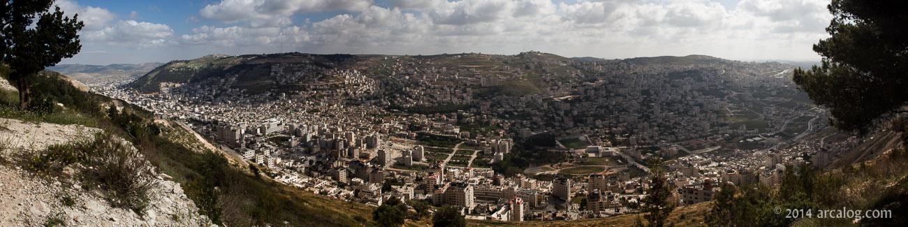 Mt Gerizim