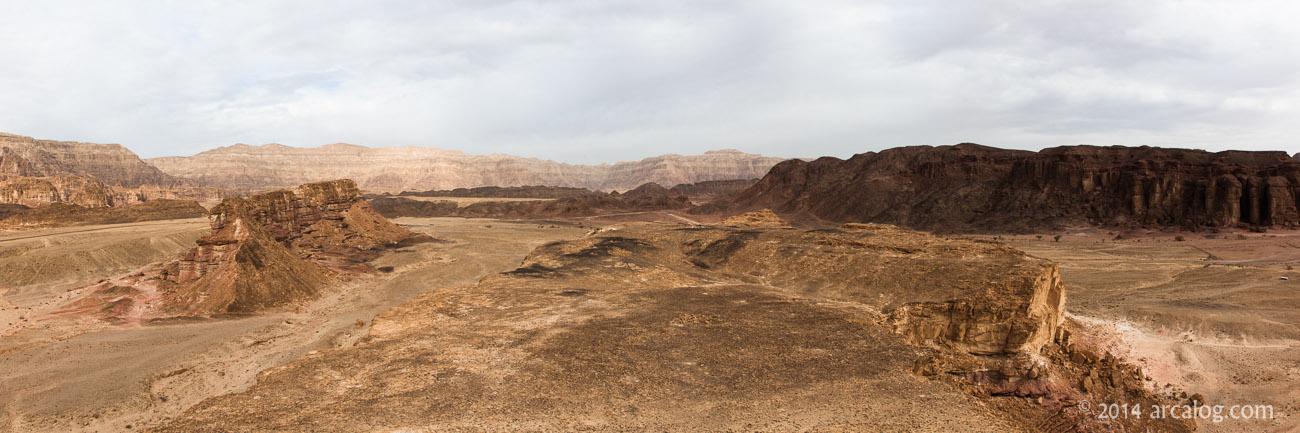 Timnah Valley