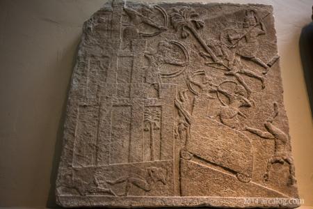 Tiglath PIileser III Besieges City