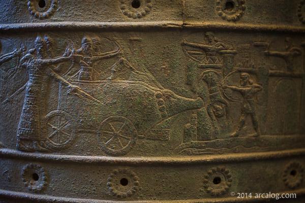 Assyrian Siege Engine