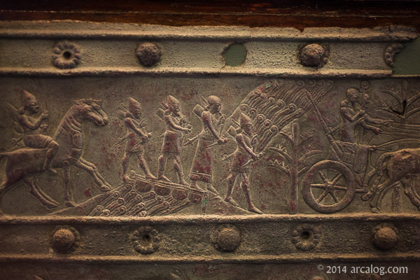 Crossing the Euphrates