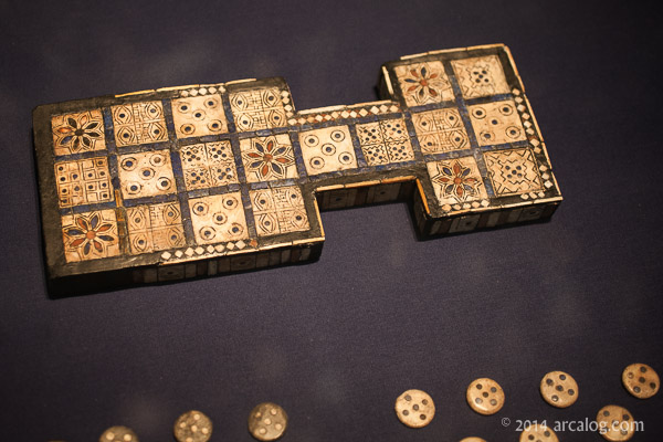 Sumerian Game Board - Ur III
