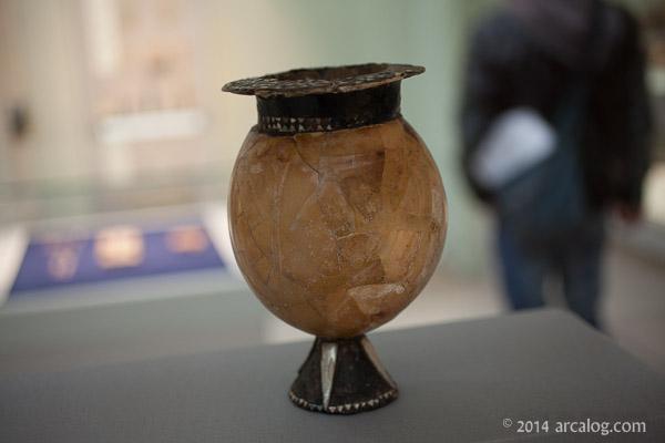 Ur III Ostrich Egg
