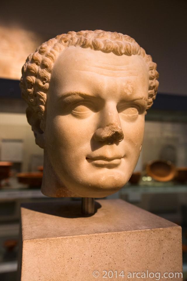 Head of Titus