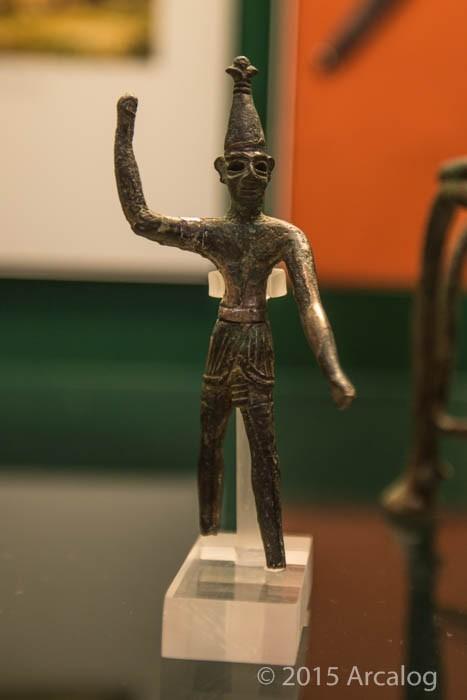 Baal Hadad Alalakh Late Bronze Age