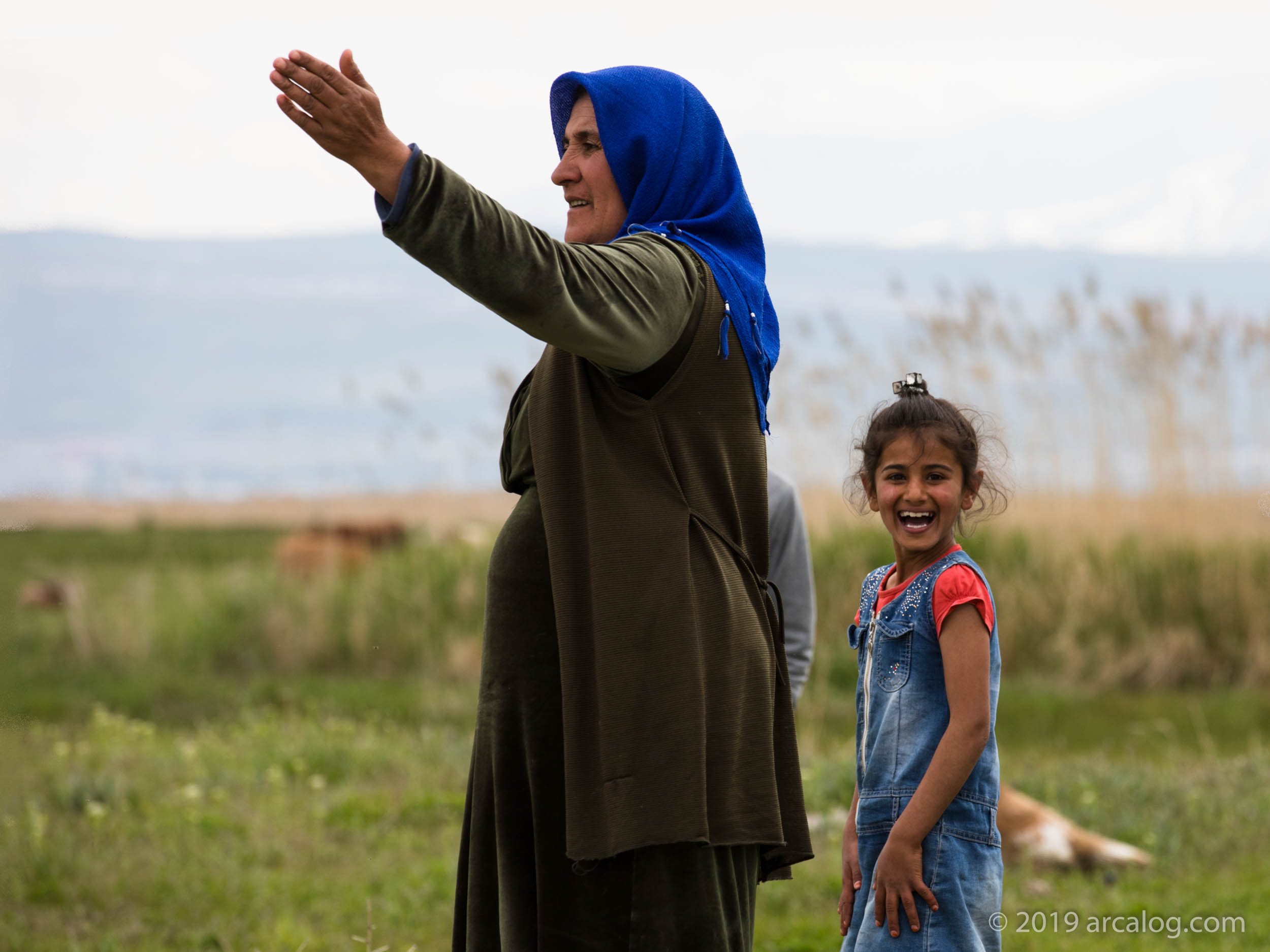 People of Van, Turkey