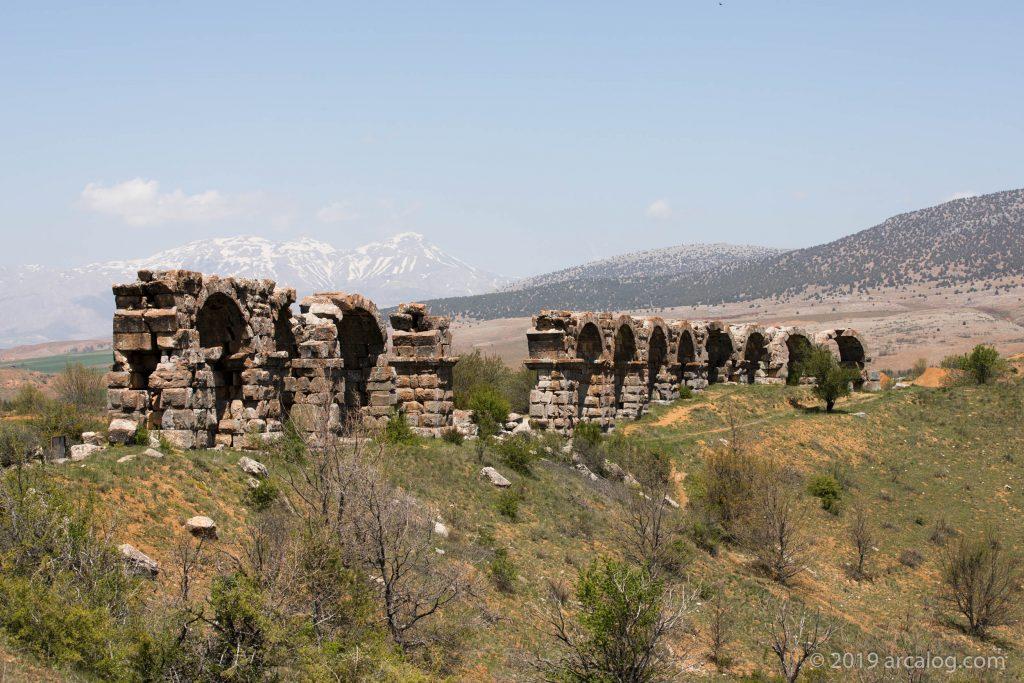 Roman Aqueduct at Pisidia Antioch